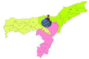 Assam Polling